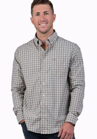 Southern Shirt Chandler Check sport shirt will keep you ready for whatever the week or weekend holds. Shop Bennett's for the latest in mens clothing from the brands you want shipped same day to your front door.