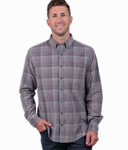 Southern Shirt Braxton Corduroy Flannel shirt has western flare with Southern charm. Shop Bennetts Clothing for the best styles of clothing from the brands you want.