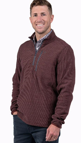Southern Shirt Company Canyon Quarter Zip pullover has style and warmth for the upcoming months. Shop Bennett's for the brands that you want with the southern service you will love.