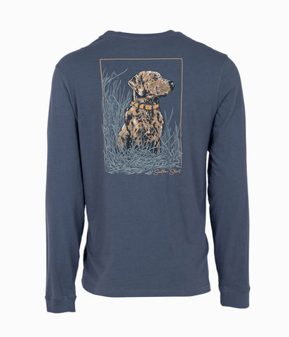 Southern Shirt Company Eyes In The Field t-shirt pays homage to mans best friend. Shop Bennetts Clothing for the best styles of clothing from the brands you want.