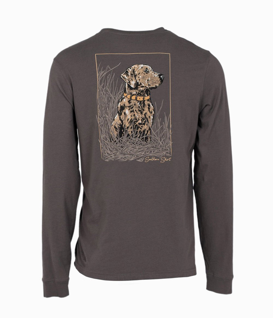 Southern Shirt Company Eyes In The Field pays homage to mans best friend. Shop Bennetts Clothing for the best styles of clothing from the brands you want.