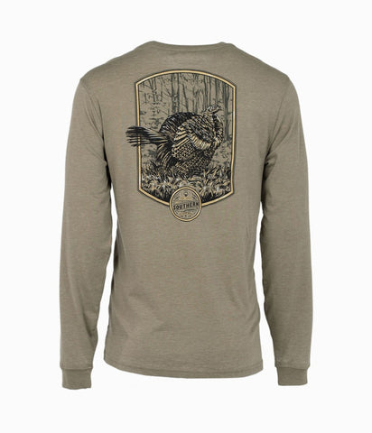 Southern Shirt Wild Turkey T-shirt is soft, comfortable and loved by outdoorsmen. Shop Bennetts Clothing for the best styles of clothing from the brands you want.