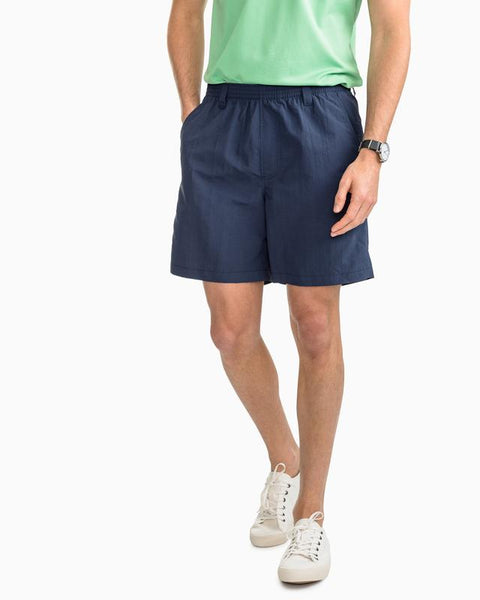 Southern Tide Shoreline short has just the right length with spot on styling. Shop Bennetts Clothing for a large selection of name brand menswear