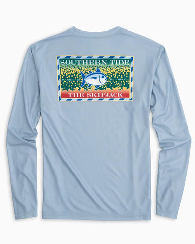 Southern Tide Performance Tee -Bennetts Clothing offers great customer service and same day shipping.