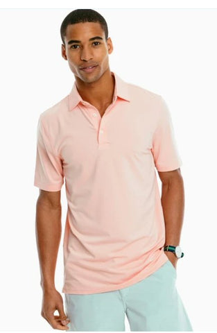 Southern Tide Ryder Performance Polo has spot on styling and made for the active lifestyle. Shop Bennetts Clothing for a large selection of name brand menswear
