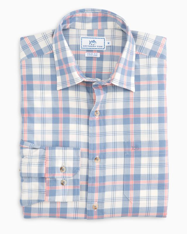 Southern Tide Slim Fit Sport Shirt -Shop Bennetts Clothing and receive same day shipping