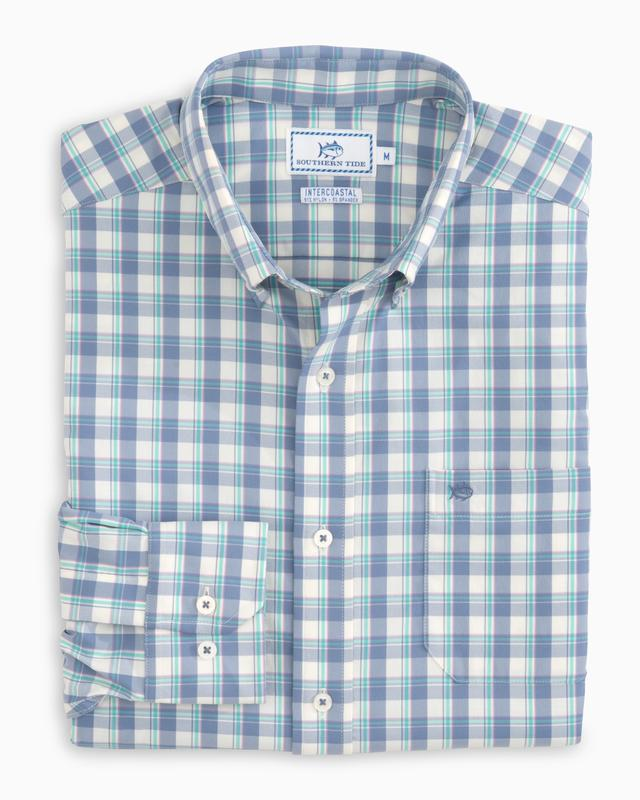 Southern Tide Performance Sport Shirt -Shop Bennetts Clothing and receive same day shipping