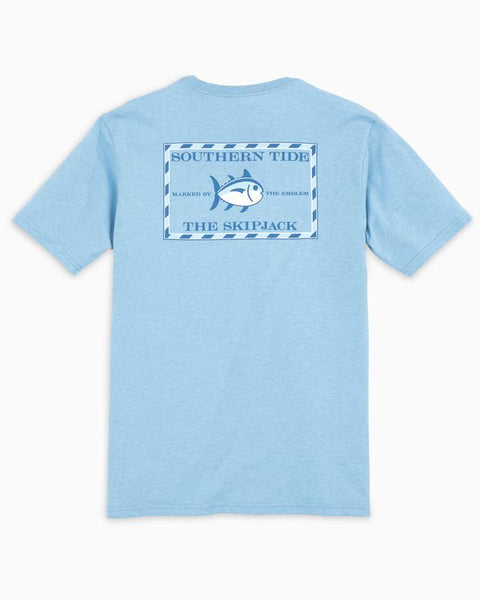Southern Tide Original Skipjack T-shirt has classic style that our customers love. Shop Bennetts Clothing for a large selection of name brand menswear