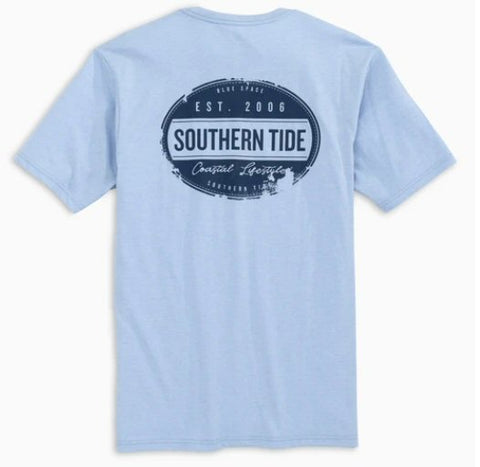 Southern Tide Coastal Lifestyle t-shirt has classic style for us that love the water. Shop Bennetts Clothing for a large selection of name brand menswear