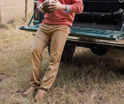 Southern Marsh Seawash Grayton Twill Pant -Shop Bennetts Clothing for the most popular menswear