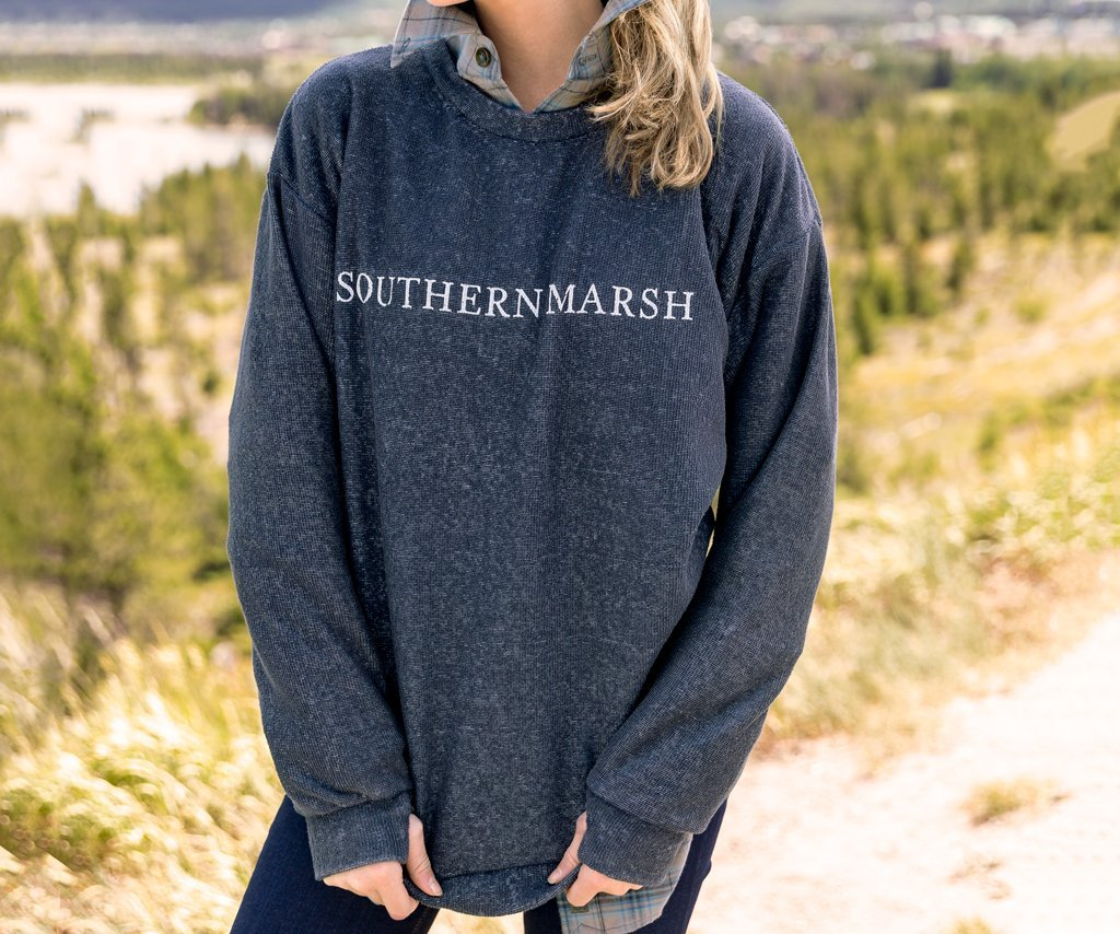 Southern Marsh Sunday Morning Sweater -Shop Bennetts Clothing for the most popular brands with same day shipping