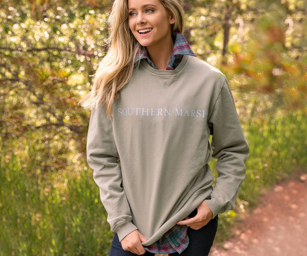 Southern Marsh Seawash Sweatshirt Pullover -Shop Bennetts Clothing for the most popular brands with same day shipping