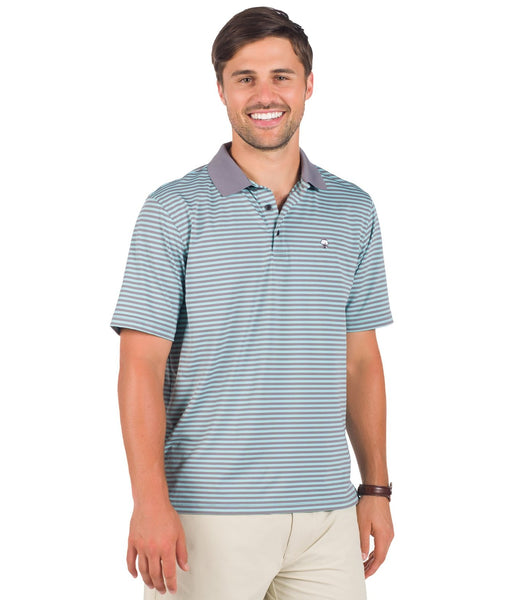 Mens Southern Shirt Company Performance Golf Polo -Shop Bennetts Clothing for your performance wear.