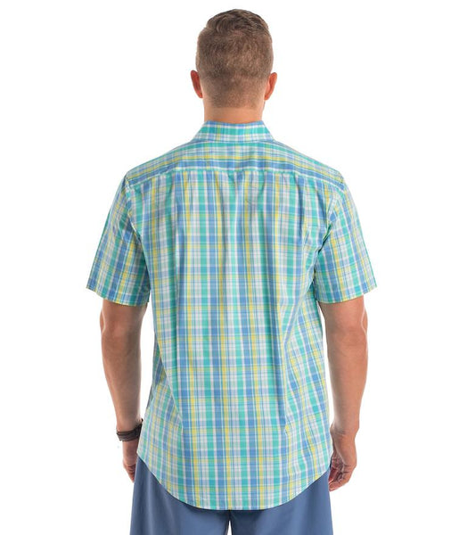 Southern Shirt Company Ballyhoo Plaid Button Down Shirt-Mahi