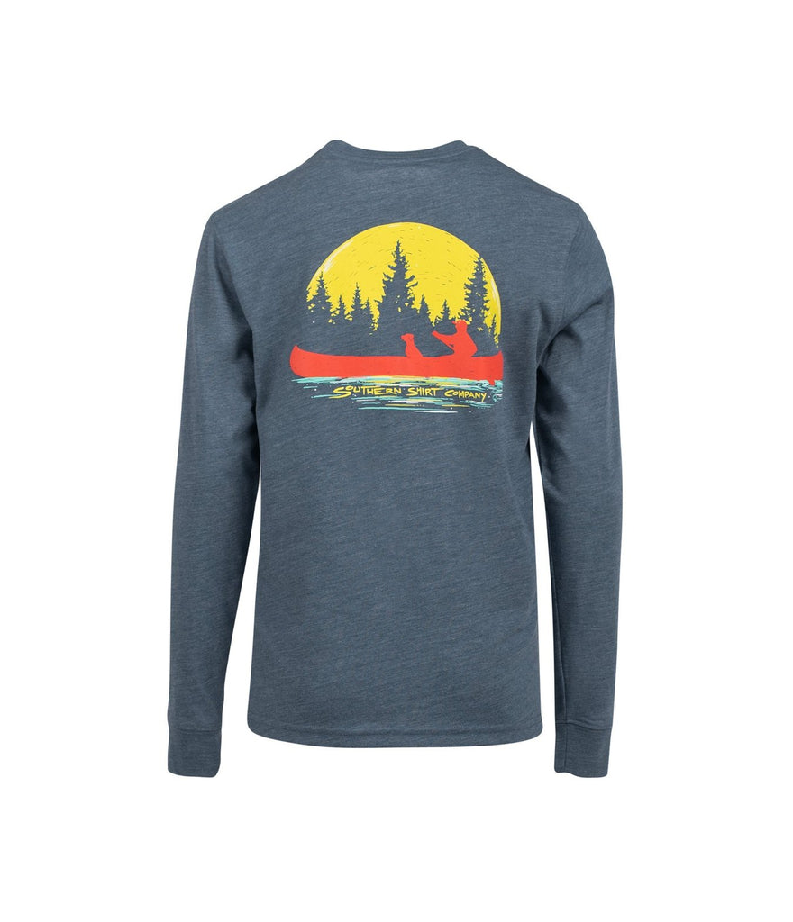 Southern Shirt Company Boys Paddle On Long Sleeve tee -Shop Bennetts Clothing for the best styles of the clothing you want