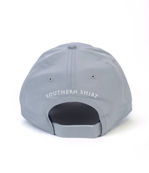 Southern Shirt Company Performance Logo Hat-Morning Fog