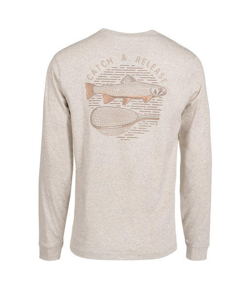 Southern Shirt Company Catch and Release tee -Shop Bennetts Clothing for the best styles of the clothing you want