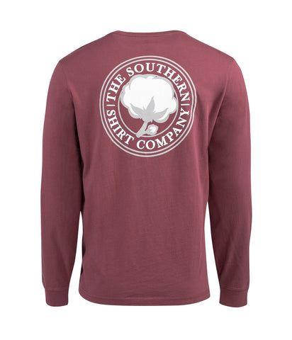 Southern Shirt Company Mens Sig Logo tee -Shop Bennetts Clothing for the best styles of the clothing you want