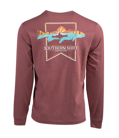 Southern Shirt Company Dawn Till Dusk tee -Shop Bennetts Clothing for the best styles of the clothing you want