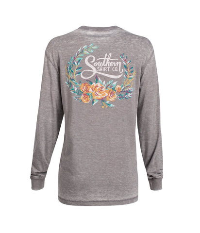 Southern Shirt Company Forest Florals tee -Shop Bennetts Clothing for the best styles of the clothing you want