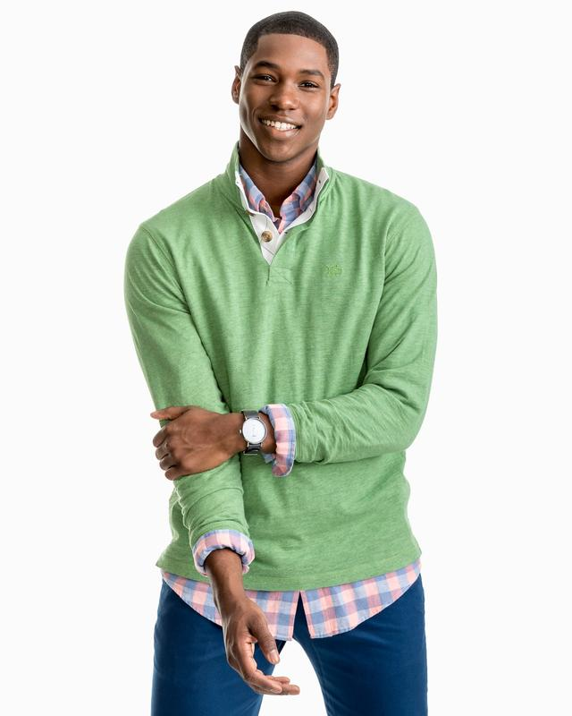 Southern Tide Gulf Stream Cotton Pullover -Shop Bennetts Clothing for the best in menswear with same day shipping