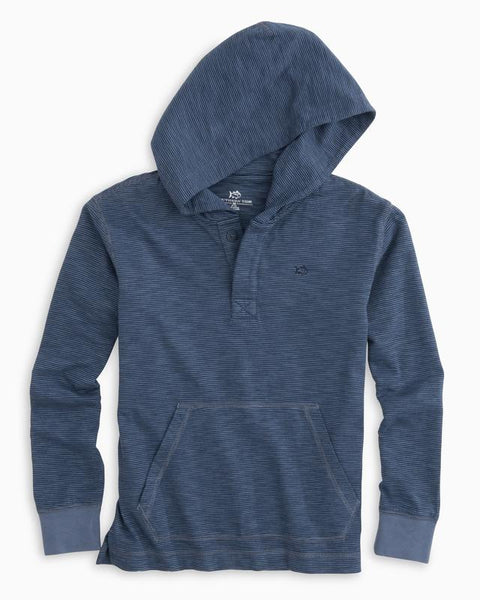 Southern Tide Boys Striped Hoodie -Shop Bennetts Clothing and receive same day shipping