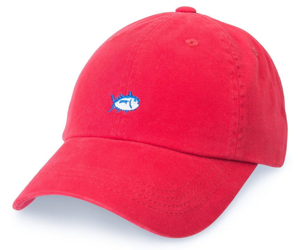 d6d26bcf35454 Southern Tide Skipjack Hat-Red - Bennett s Clothing - 1