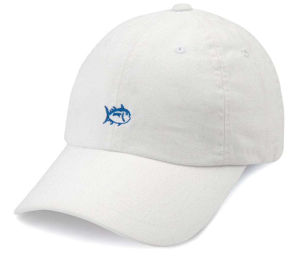 Southern Tide Skipjack Hat-White - Bennett's Clothing - 1