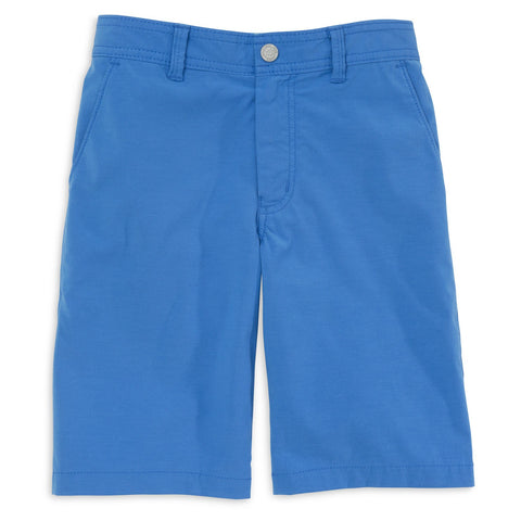 Southern Tide Boy's Tide to Trail Short-Royal Blue - Bennett's Clothing
