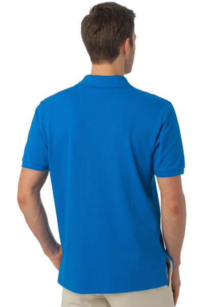 Southern Tide Skipjack Polo-Royal Blue - Bennett's Clothing - 3
