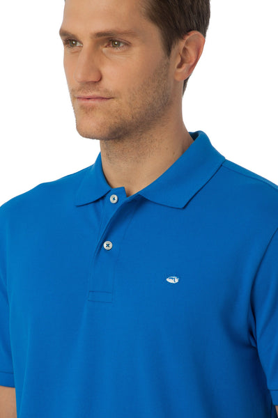 Southern Tide Skipjack Polo-Royal Blue - Bennett's Clothing - 4
