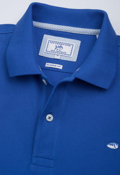 Southern Tide Skipjack Polo-Royal Blue - Bennett's Clothing - 5