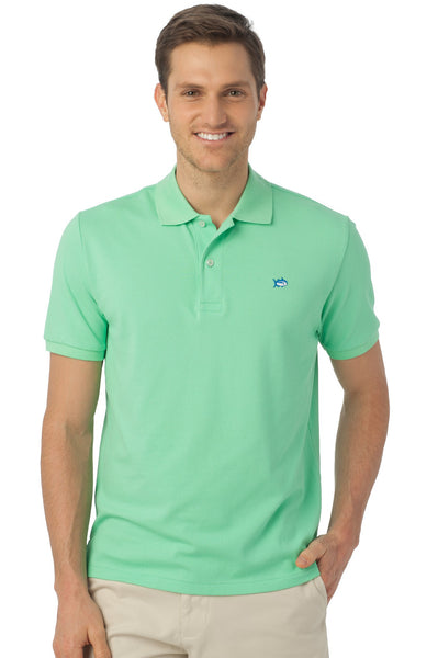 Southern Tide Skipjack Polo-Starboard - Bennett's Clothing - 2