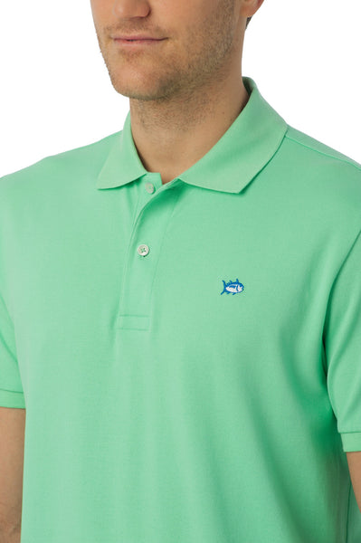 Southern Tide Skipjack Polo-Starboard - Bennett's Clothing - 4