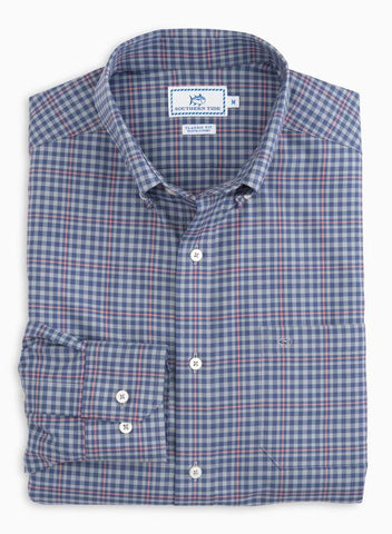 Southern Tide Gingham Sport Shirts -Shop Bennetts Clothing for a large selection of classy menswear