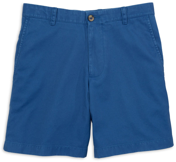 "Southern Tide 7"" Skipjack Short-Blue Cove - Bennett's Clothing - 1"