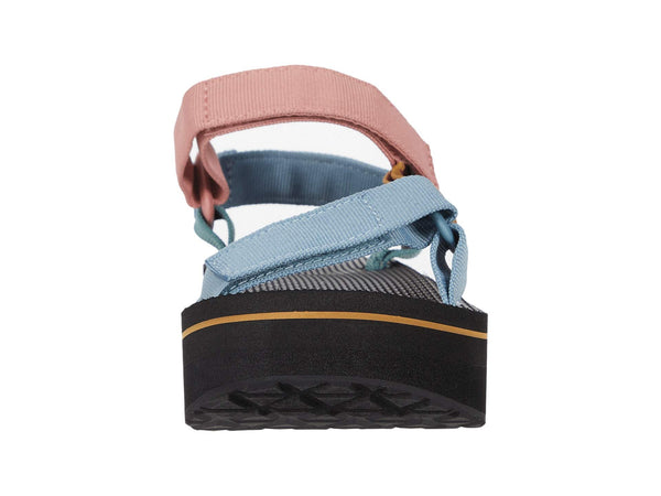 Teva Women's Flatform Universal Sandal-Light Multi