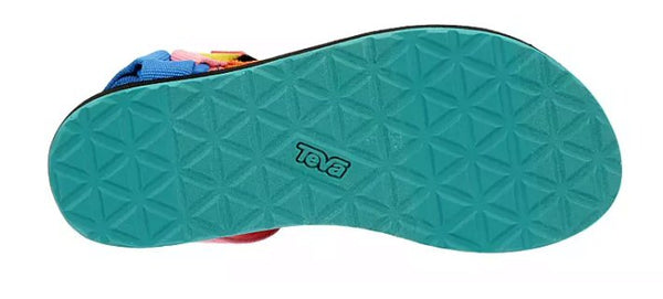 Teva Women's Original Universal Sandal-90's Retro Multi Color
