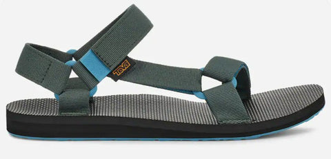 Teva Original Universal sandal for men will be as comfortable at the end of the trail as the beginning. Shop Bennetts Clothing for a large selection of sandals from the brands you love.