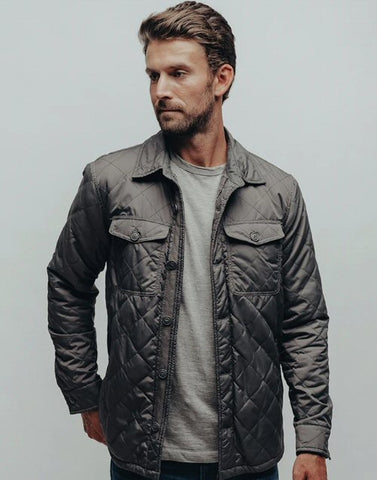 The Normal Brand  Shacket is warm, comfortable, with off the hook styling. Shop Bennett's Clothing and receive same day shipping