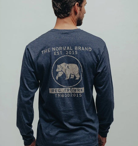 The Normal Brand RTM Tee has that soft feel and awesome looks our customers love. Shop Bennett's Clothing for the brands you love with same day shipping to your front door.