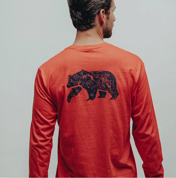 The Normal Brand  Worn In Bear Tee has that soft feel and awesome looks our customers love. Shop Bennett's Clothing for the brands you love with same day shipping to your front door.
