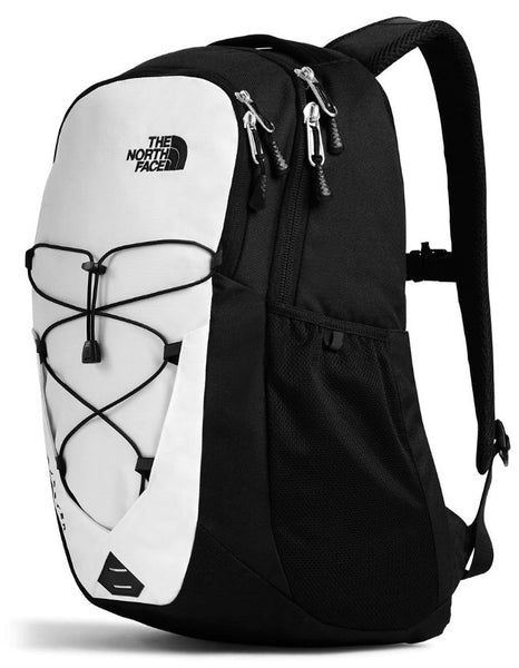 The North Face Jester Backpack-TNF White-TNF Black