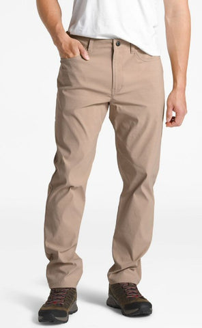 The North Face Sprag 5 Pocket Pant for men will be the most comfortable outdoor pant you've owned. Shop Bennetts for a large selection of name brand menswear.