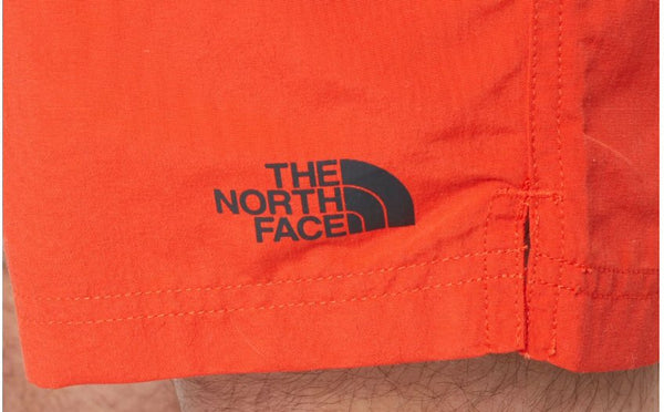 "The North Face Men's 7"" Class V Pull-on Short-Fiery Red"