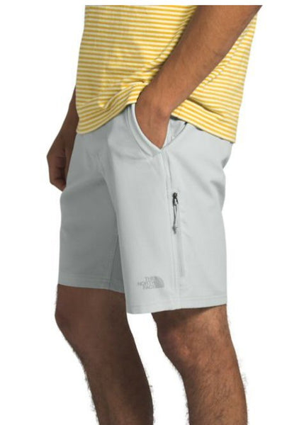 "The North Face Men's 9"" Rolling Sun Short-Tin Grey"