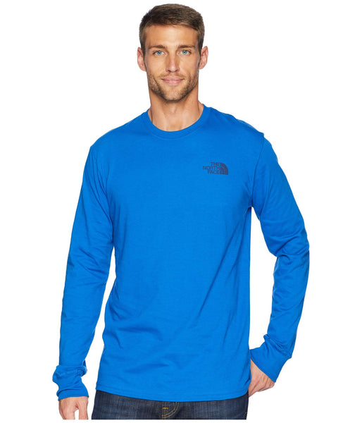 Mens North Face Long Sleeve T Shirts -Shop Bennetts Clothing and receive same day shipping.