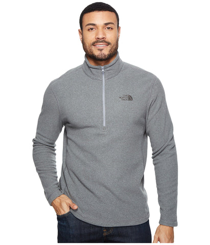 The North Face Mens Leightweight TKA Fleece Top -Shop Bennetts Clothing and receive same day shipping