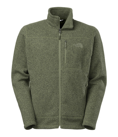 The North Face Mens Gordon Lyons Full Zip-Climbing Ivy Green