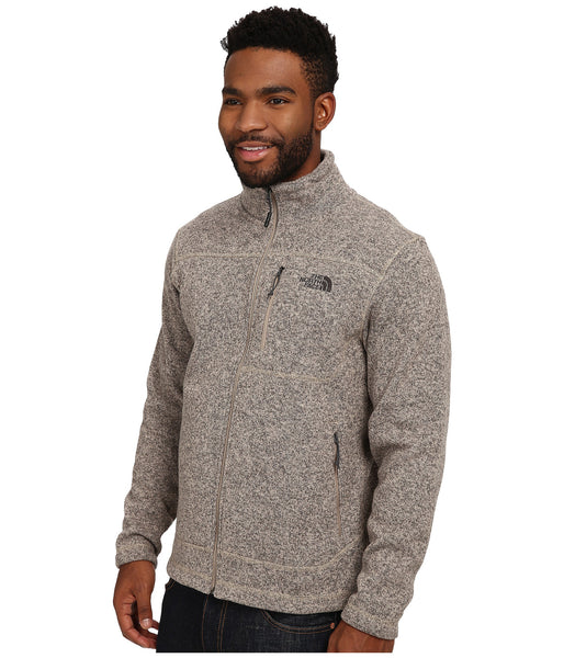 The North Face Mens Gordon Lyons Full Zip-Dune Beige - Bennett's Clothing - 2